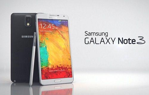 Galaxy Note 3 için ilk güncellemenin dağıtımına başlandı