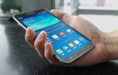İşte esnek ve kavisli ekrana sahip ilk telefon: Galaxy Round