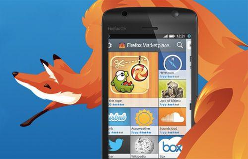 Mozilla Firefox OS piyasaya sürüldü!