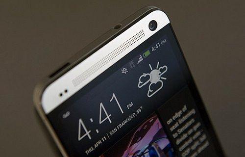 HTC One Max, tanıtım öncesi kameralara bir kez daha yakalandı