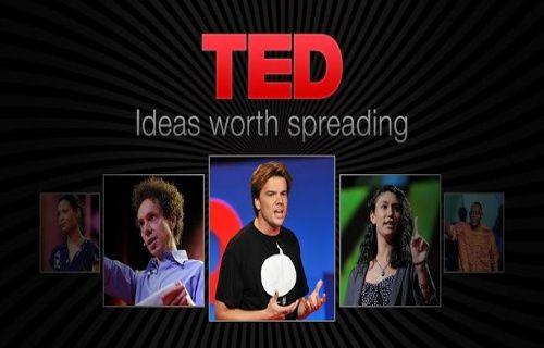 TED ile hiçbir konferansı kaçırmayın!
