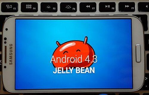 Galaxy S4 için Android 4.3 güncellemesi bir kez daha sızdırıldı