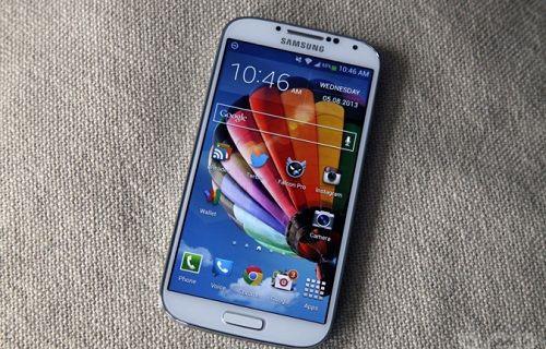 Düşüş yaşamasına rağmen Galaxy S4 hala zirvede!