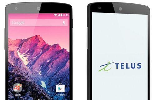 Nexus 5, fiyatıyla beraber Play Store'daki yerini aldı
