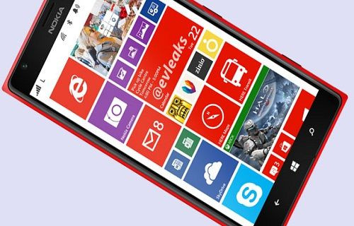 Lumia 1520'nin teknik özellikleri ortaya çıktı