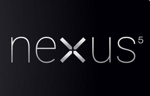 Nexus 5'in içi göründü!