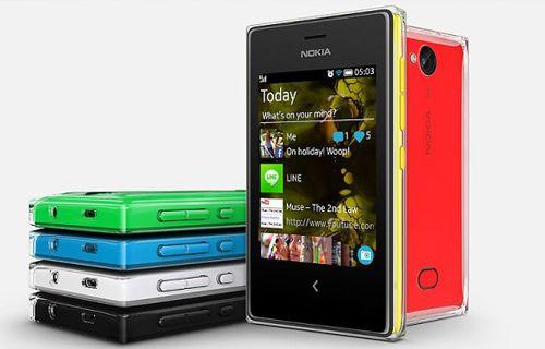 Nokia yeni Asha modellerini tanıttı!