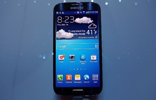 En güçlü Galaxy S4 Avrupa'ya uğramak üzere