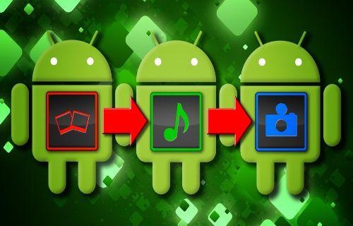 Switchr ile Android'de swipe keyfini yaşayın!