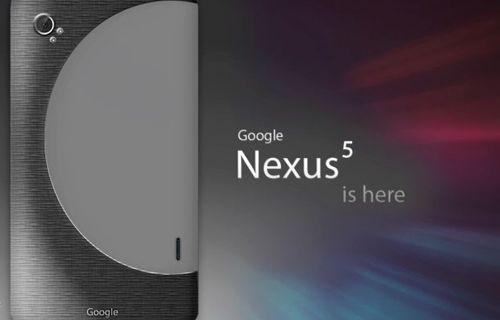 Nexus 5'in bataryası görüntülendi