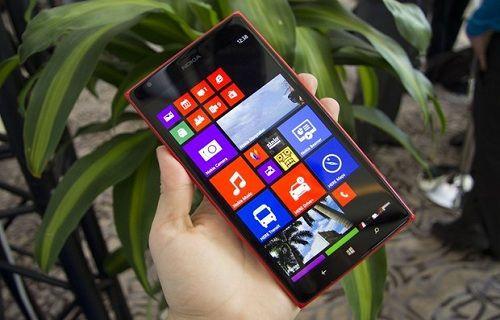 Lumia 1520 ön siparişte, telefonun fiyatı netleşiyor