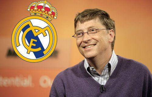 Real Madrid, Microsoft ile görüşüyor!