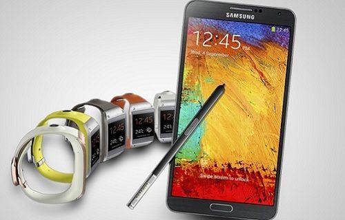 Galaxy Note 3 ve Galaxy Gear için yeni bir reklam yayınlandı