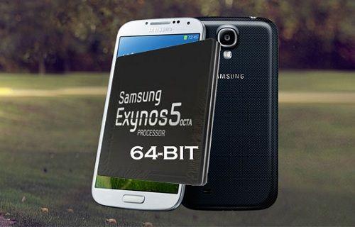 Galaxy S5'te yer alacak işlemcide sona gelindi