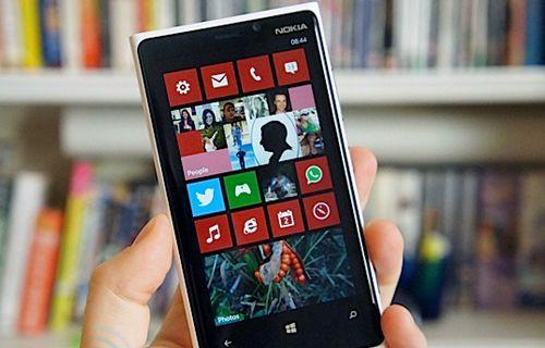 Nokia'nın yeni Lumia'sından kamera görüntüleri
