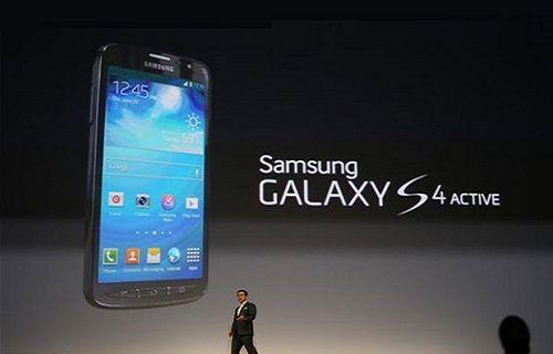 Samsung'dan su geçirmez 'mini' geliyor!