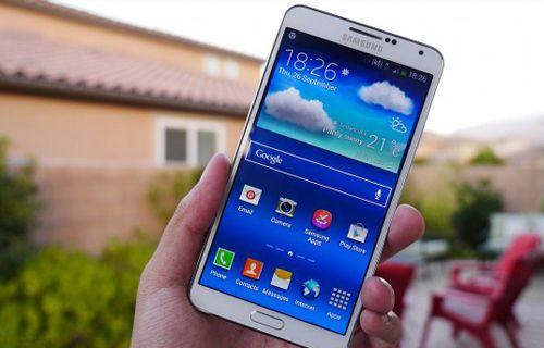 Samsung Galaxy Note 3 rekor kırdı!