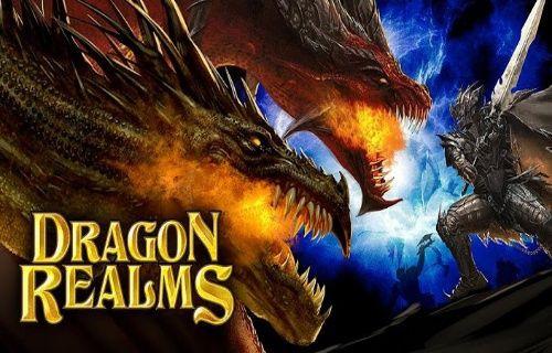 Dragon Realms ile kendi krallığınızı kurmanın zamanı!
