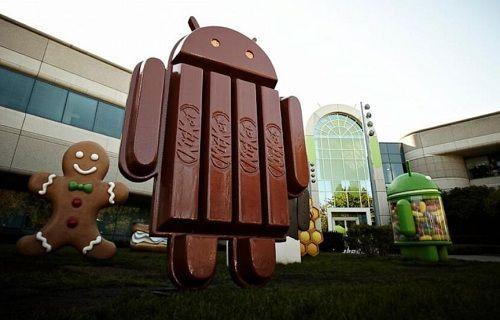 Android, KitKat ile ezber bozmaya geliyor!