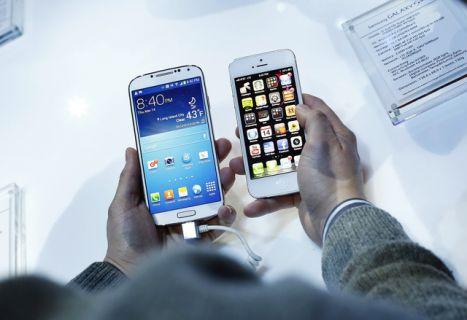 Akıllı telefon pazarının lideri belli oldu, ikinci kim?