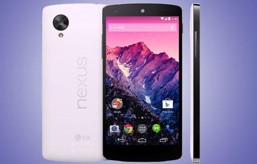 Karşınızda Nexus 5, şimdi Google Play'de!