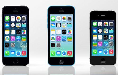iPhone 5S, iPhone 5C ve iPhone 5 karşılaştırma! Video