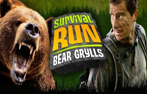 Survival Run with Bear Grylls ile adrenalini yaşayın!
