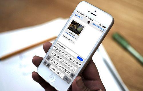 iOS 7 için gelecek özel WhatsApp güncellemesi göründü!