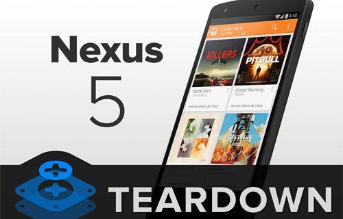 Nexus 5 paramparça! (Video)