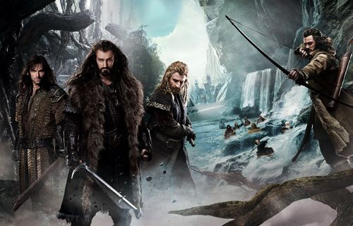 Hobbit 2'den yeni fragman geldi!