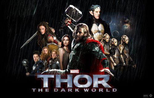 Android ve iOS için film gibi oyun: Thor: Karanlık Dünya!