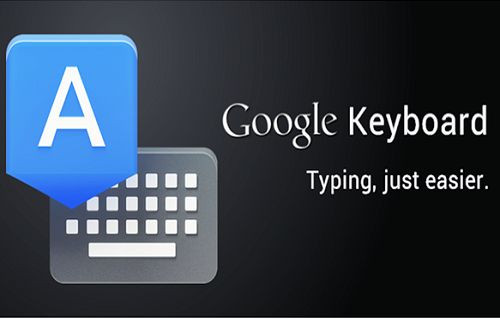 Google Klavye güncellendi!