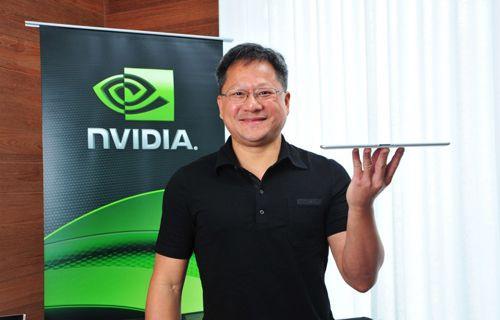 NVİDİA CEO'sundan Android'e övgü dolu sözler!