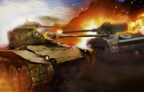 Gameloft'dan Adroid için yeni bir oyun: Tank Battles!
