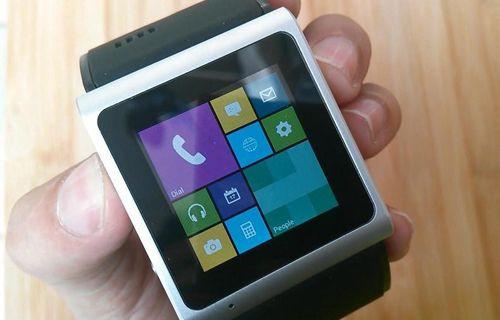 Yeni akıllı saate yakından bakın: Goophone!