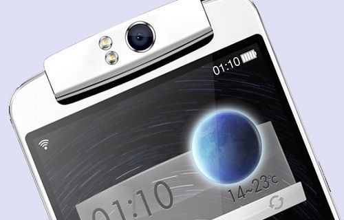 Süper telefon Oppo N1 kutudan çıktı