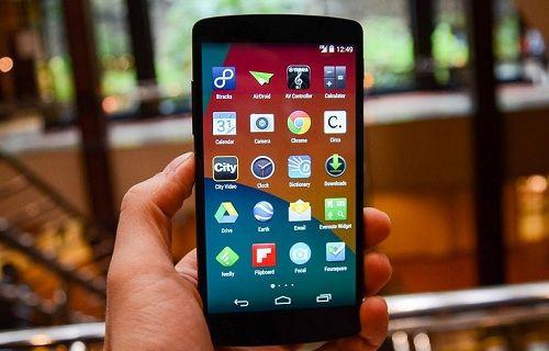 Nexus 5'e ilgi oldukça fazla!