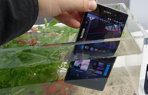 Xperia Z1s'ten yeni görüntüler sızdırıldı