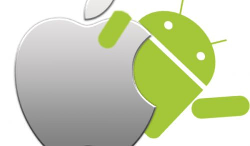 Android telefonlar, İphone'u geçti.