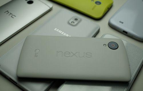 Nexus 5, Galaxy Note 3, HTC One ve LG G2'ye karşı! Video