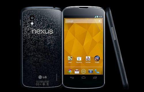 Nexus 4'ün Android 4.4 fabrika yazılımı yayınlandı