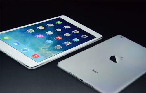 Şimdi de Apple iPad Mini 3 vuruldu
