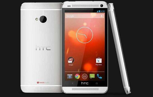 HTC One GPE için Android 4.4 güncellemesi başlıyor!
