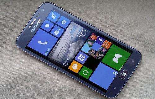 Samsung Ativ S için WP8 GDR3 güncellemesi başladı