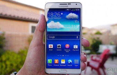 Galaxy Note 3 için 6.500mAh kapasiteli pil satışa sunuldu!