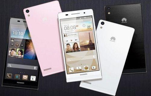 Huawei Ascend P6S gerçek 8 çekirdekli olacak!
