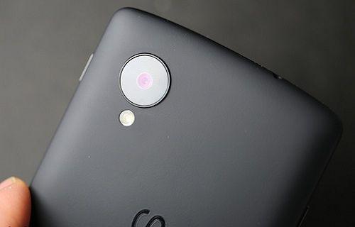 Google yeni bir kamera yazılımı üzerinde çalışıyor