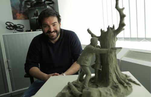 Cevat Yerli Xbox'a Ryse: Son of Rome için ropörtaj verdi!