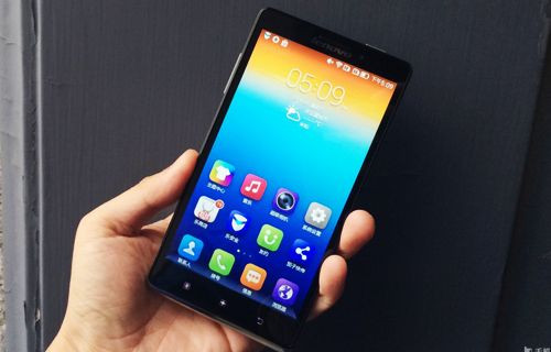 Dünyanın en hızlı telefonu karşınızda; 'Lenovo Vibe Z'
