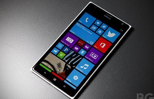 Nokia'nın dev telefonu Lumia 1520 satışa sunuldu!